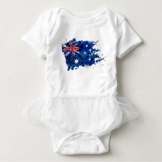 Australien Baby Strampler