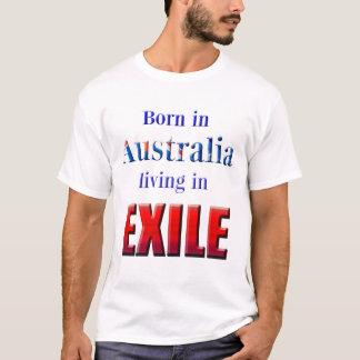 Australien-Exil T-Shirt