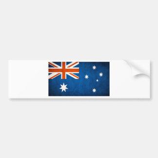Australien-Flagge Autoaufkleber