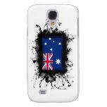 Australien-Flagge Galaxy S4 Hülle