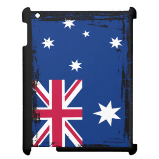 Australien-Flagge iPad Hülle