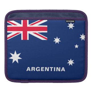 Australien-Flagge iPad Hülsen iPad Sleeve