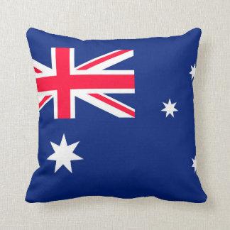 Australien-Flaggenbild für Wurf-Kissen Kissen