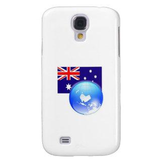 Australien Galaxy S4 Hülle