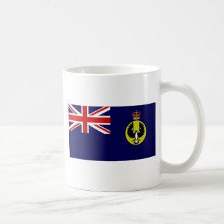 Australien-Gouverneur-Südaustralien-Flagge Kaffeetasse