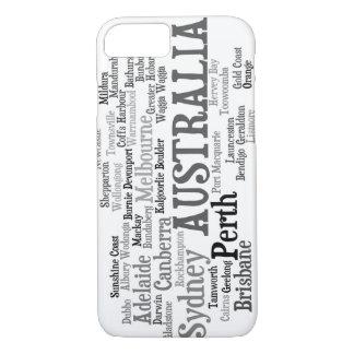 AUSTRALIEN iPhone 7 Fall iPhone 7 Hülle