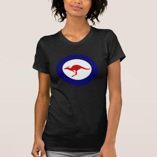 Australien-Kängurumilitärluftfahrt roundel T-Shirt