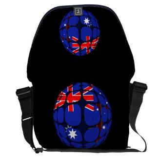 Australien Kuriertasche