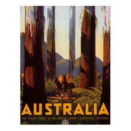 Australien Postkarten