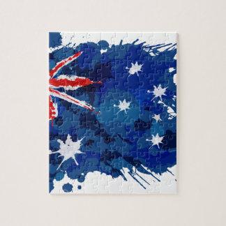 Australien Puzzle