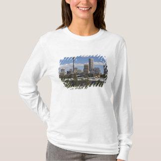 Australien, Sydney, Potts Punkt. Sydneyskyline. T-Shirt