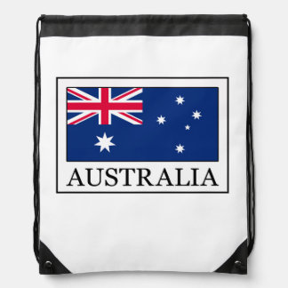 Australien Turnbeutel