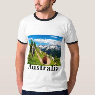 Australienlederhosen-Shirt T-Shirt
