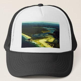 Australiens Küste: Desaster-Bucht, NSW Truckerkappe