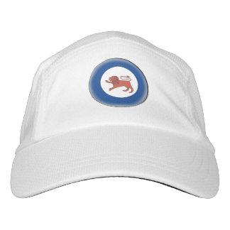 Australier-Tasmanien-Flagge Headsweats Kappe
