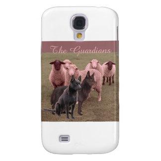 australiian Kelpies Galaxy S4 Hülle