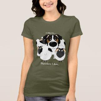 Australisch - i-Herde deshalb bin ich T-Shirt