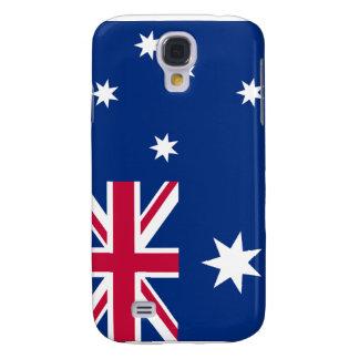 Australische Flagge Galaxy S4 Hülle