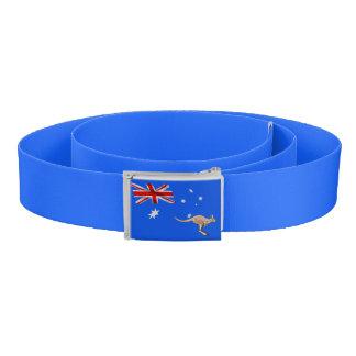 Australische Flagge Gürtel