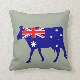 Australische Flagge - Kuh Kissen
