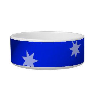 Australische Flagge Napf