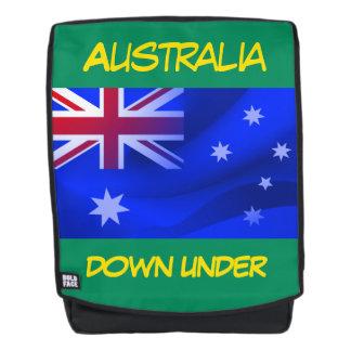 Australische Flagge Rucksack
