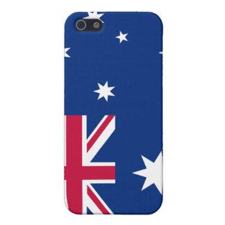 Australische Flagge Schutzhülle Fürs iPhone 5