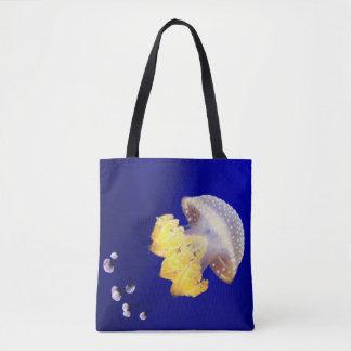 Australische gepunktete Quallen-Tasche Tasche