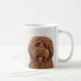 Australische labradoodle Kaffee-Tasse Kaffeetasse