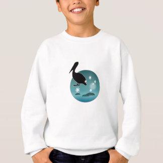Australische Pelikan-Ikone Sweatshirt
