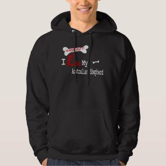 Australische Schäfer-Geschenke Hoodie