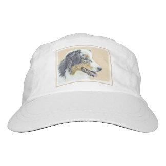 Australische Schäfer-Malerei - ursprüngliche Headsweats Kappe