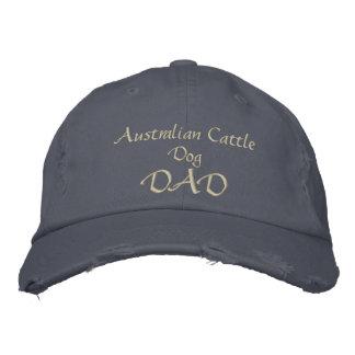 Australische Vieh-Hund-VATI Geschenke Bestickte Kappe