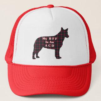 Australische Vieh-Hundegeschenke Truckerkappe