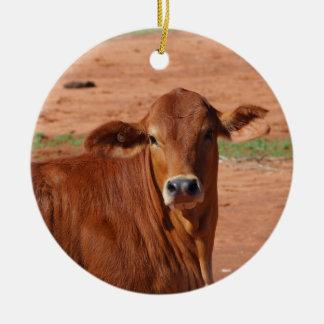 Australische Viehverzierung Keramik Ornament