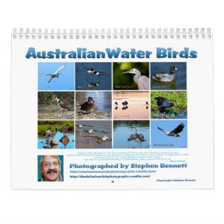 Australische Wasser-Vögel Kalender