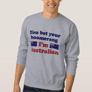 Australischer Bumerang Sweatshirt