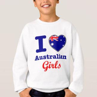 Australischer Entwurf Sweatshirt