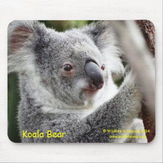 Australischer Koala Mauspads