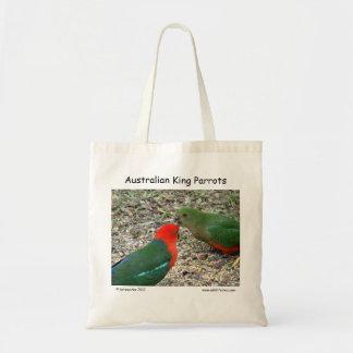 Australischer König Parrots Tragetasche