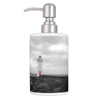 Australischer Leuchtturm Badset