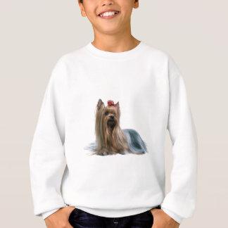 Australischer seidiges Terrier-Hundeshow-Hund Sweatshirt