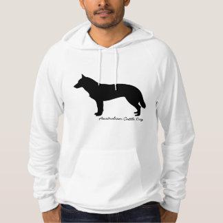 Australischer Vieh-Hund Kapuzenpullover