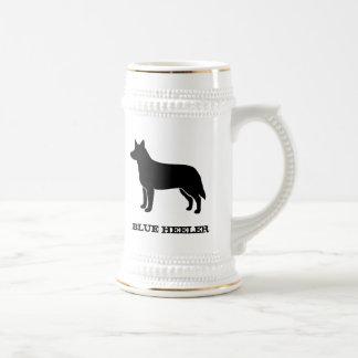 Australischer Vieh-Hund Bierkrug