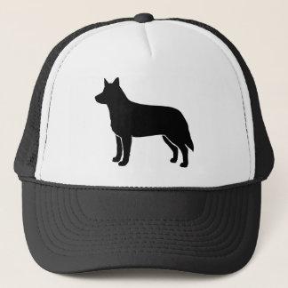 Australischer Vieh-Hund Truckerkappe