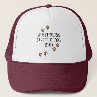 Australischer Vieh-Hundevati Truckerkappe