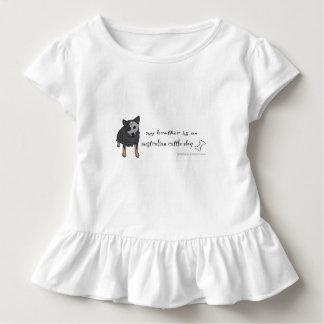 australischer Viehhund Kleinkind T-shirt