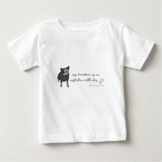 australischer Viehhund - mehr züchtet Baby T-shirt