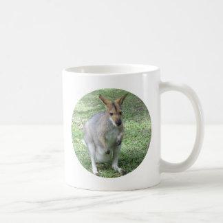 Australischer Wallaby Kaffeetasse