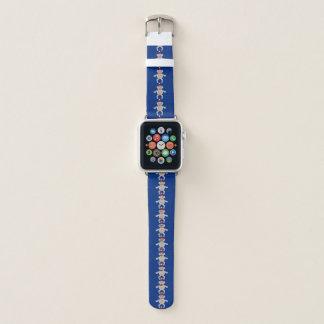 Australischer Weihnachtskoala-Bär Apple Watch Armband
